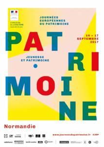 Programme Journées du patrimoine Normandie 2017