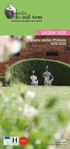 Programme 2020 du Jardin des sculptures, Château de Bois-Guilbert