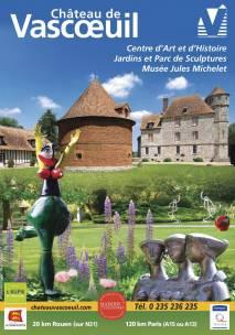 Programme du château de Vascoeuil 2020