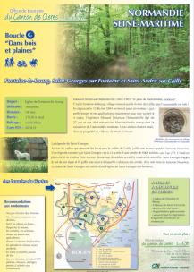Randonnée : Dans bois et plaines