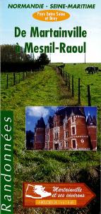 Randonnée : De Martainville à Mesnil Raoul