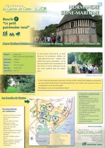 Randonnée : Le petit patrimoine rural