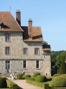 Enquête Cluedo au château de Vascoeuil