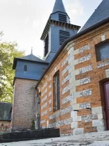 Journées Européennes du Patrimoine à l'église de Bois-Héroult