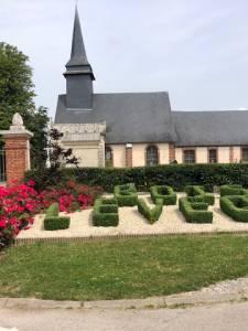 Journées Européennes du Patrimoine à l'église de Bois-L'évêque