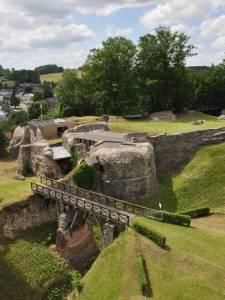 Portes Ouvertes au Site Médiéval de Blainville-Crevon
