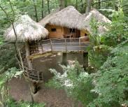 Les cabanes de Fontaine-Châtel